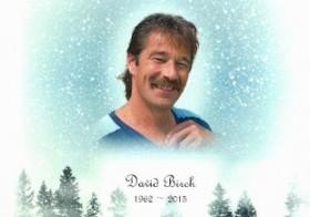 In Memory of David Darran Birch
