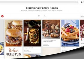 Pinterest: Traditional Foods