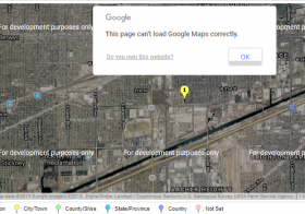 Google Maps – The Struggle
