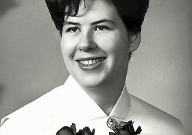 In Memory of Jessie 'Shauna' Margaret Isabel Baker Brown